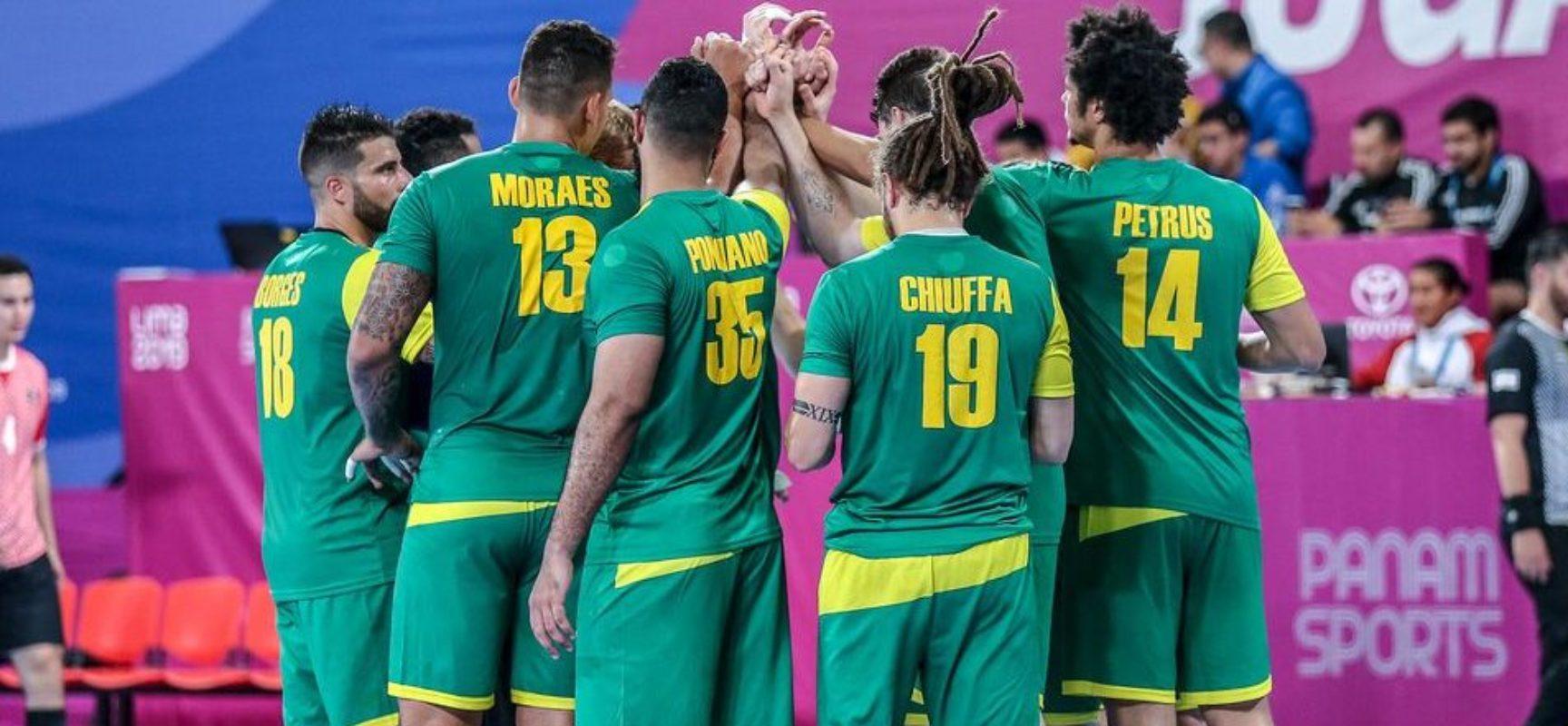 Handebol: Brasil estreia com derrota para a Noruega no Pré-olímpico