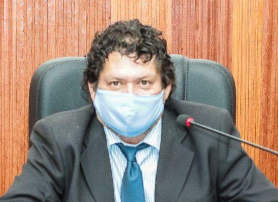 Vereador Edvaldo Gomes solicita implantação de Programa de Segurança Urbana, em Ilhéus