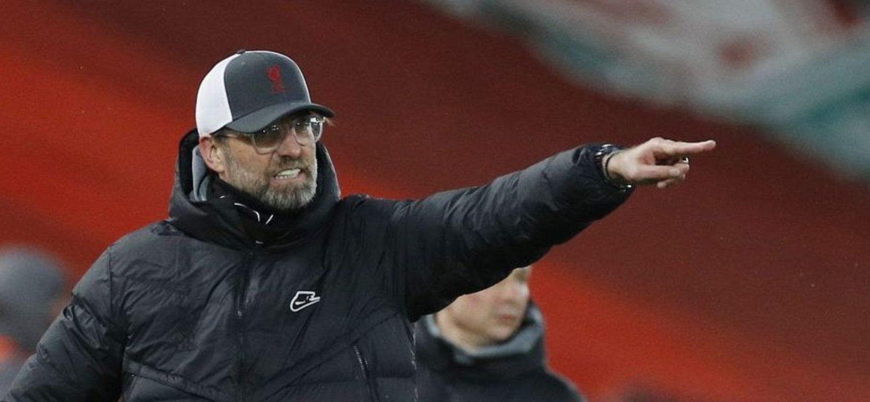 Liverpool pode impedir atletas de atuarem em suas seleções, diz Klopp