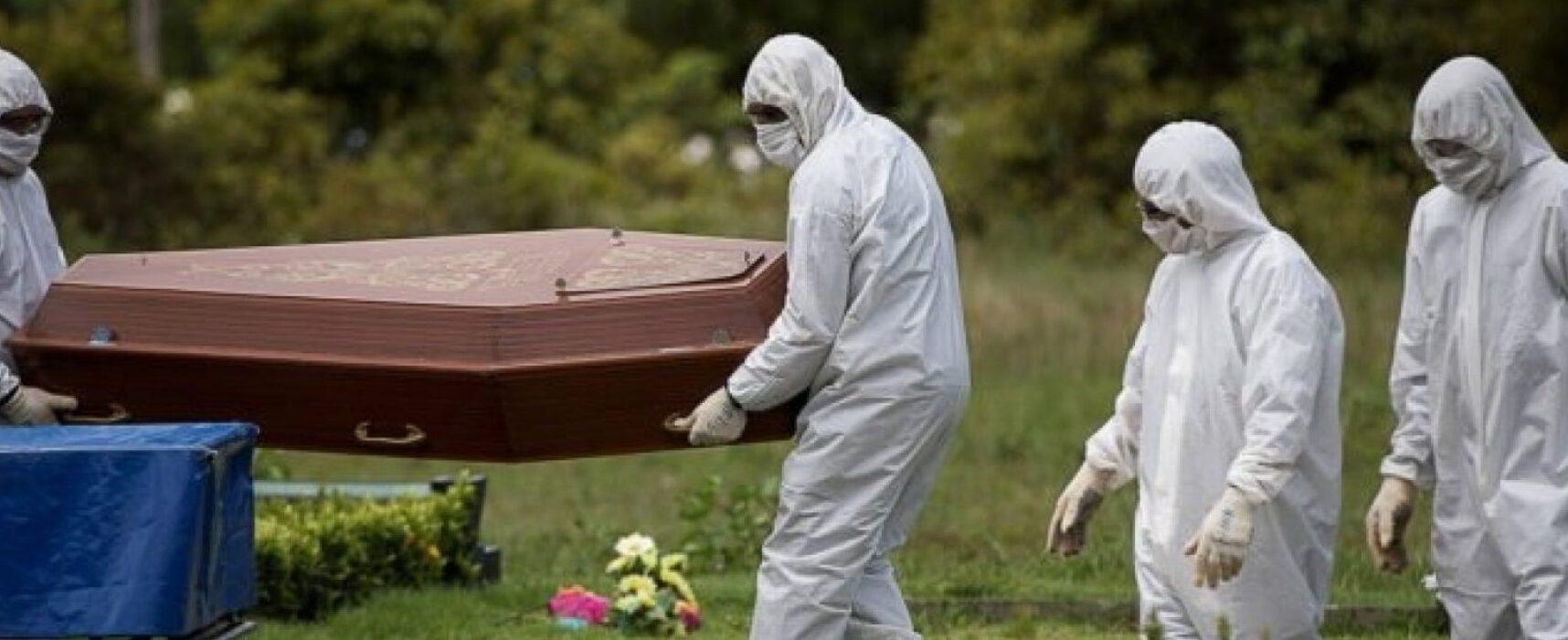 Mundo chega a 3 milhões de mortes por Covid-19