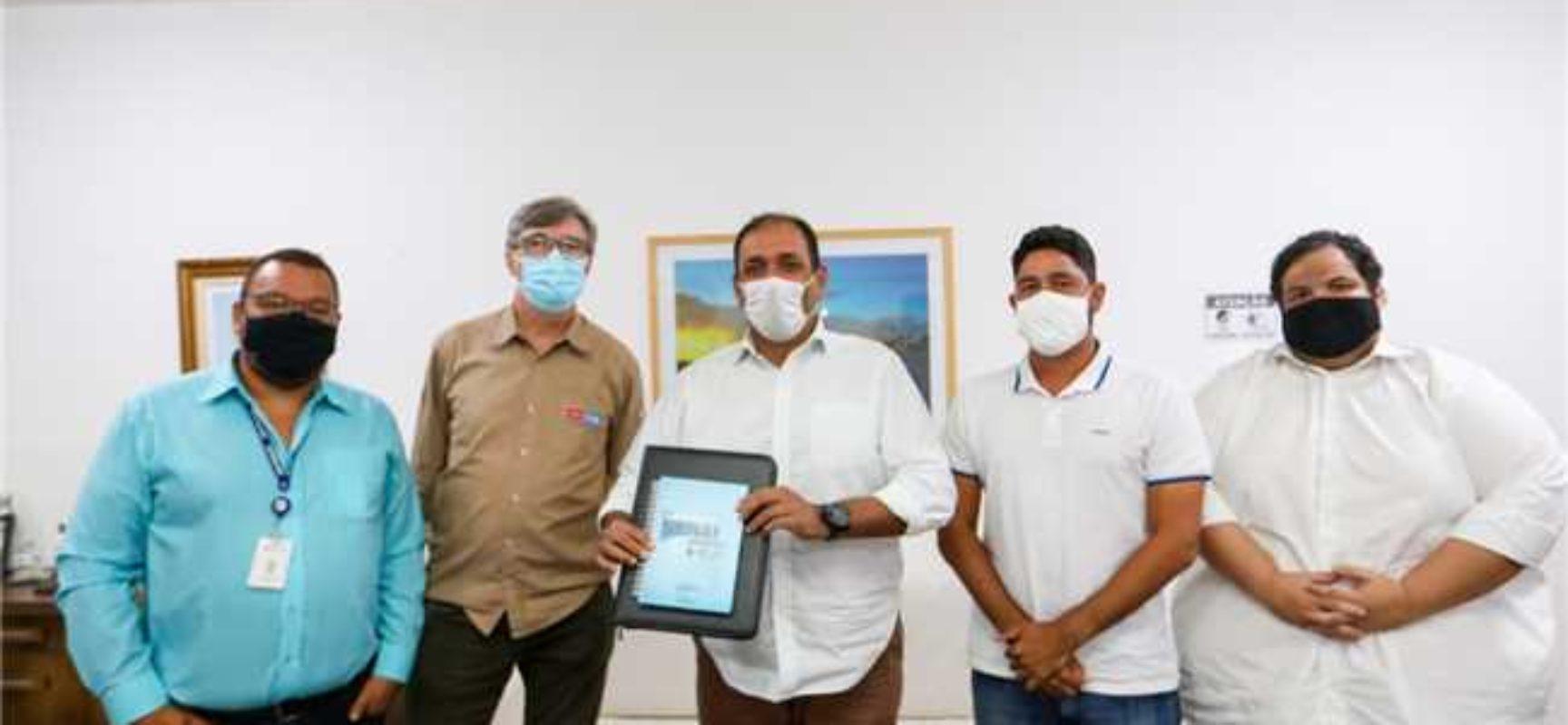 Parceria entre Prefeitura e SENAI oferece cursos online para população assistida pelo CRAS
