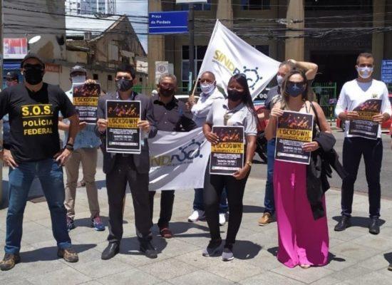 PF da Bahia planeja manifestação contra PEC's do Governo Bolsonaro nesta segunda