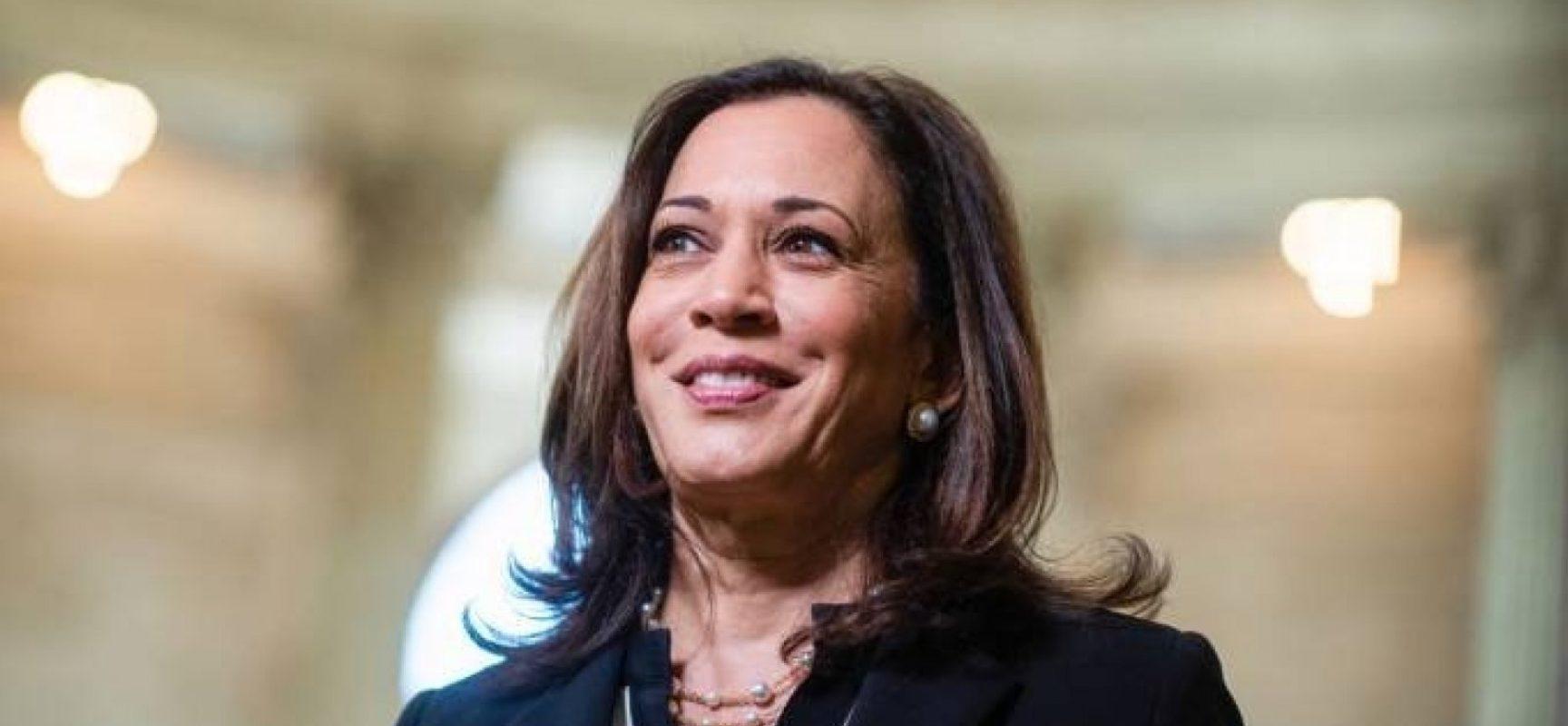 Presidente do Senado pede doses de vacina a Kamala Harris