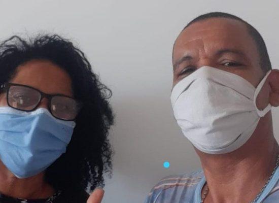 Robson Jardinha se junta ao projeto e ao grupo político da vereadora Ivete Maria