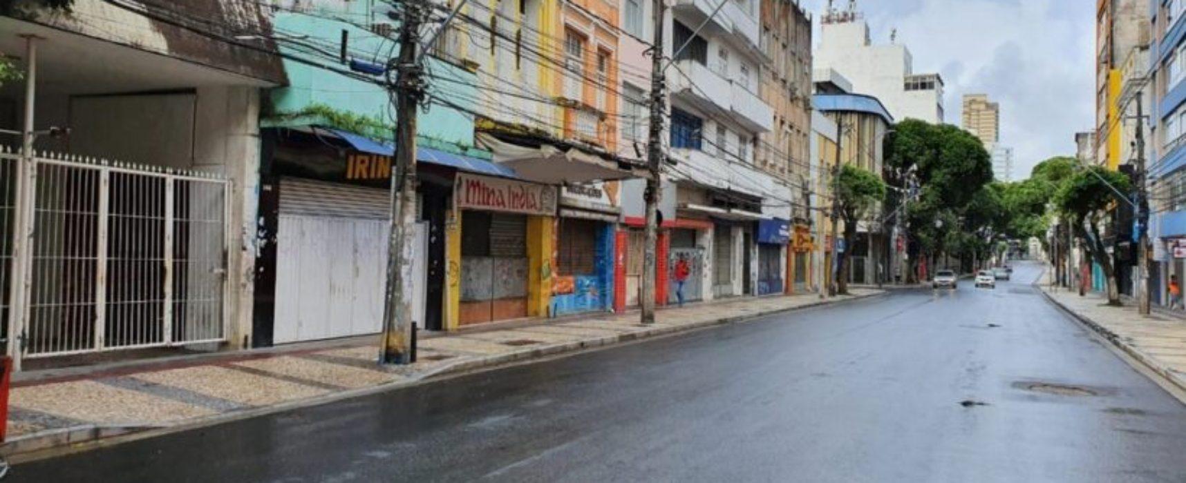 Saiba o que funciona em Salvador e RMS com a prorrogação do lockdown