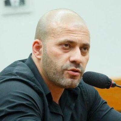 Ministro autoriza envio de documentos sobre prisão do deputado Daniel Silveira à Câmara Federal
