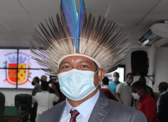 Vereador propõe criação da frente parlamentar em defesa dos povos indígenas e de matriz africana