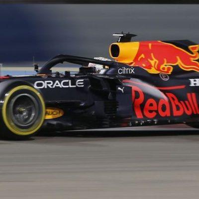 Verstappen marca melhor tempo em treino livre do GP do Bahrein