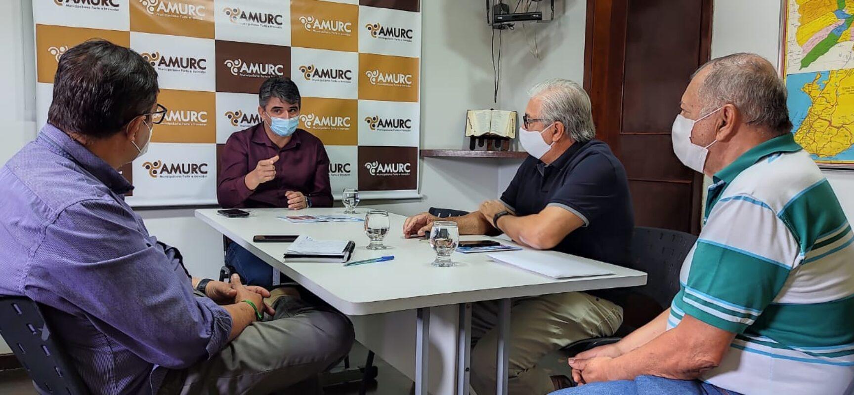 Amurc encampa a luta pelo não fechamento da clínica de Hiperbárica