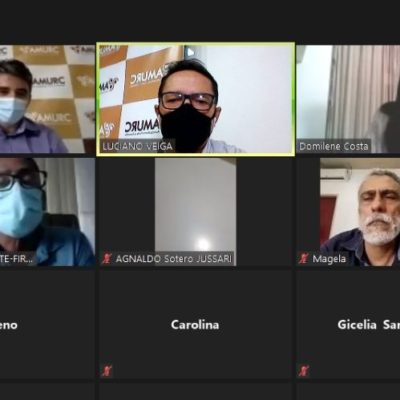 Amurc parabeniza municípios por cumprir a meta de vacinação