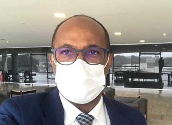 Bebeto Galvão sugere que Porto do Malhado exporte minério até a conclusão do Porto Sul