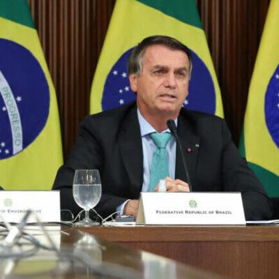 Bolsonaro promete na cúpula do clima combater desmatamento ambiental