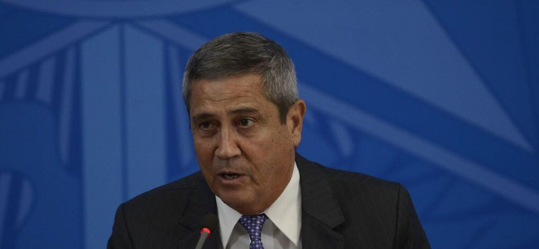 Braga Netto prega união contra iniciativas de desestabilização