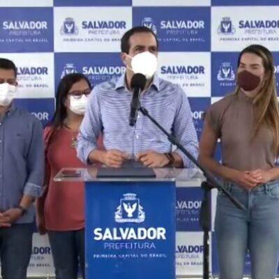 Prefeitura de Salvador avaliará realização de Réveillon e Carnaval em novembro