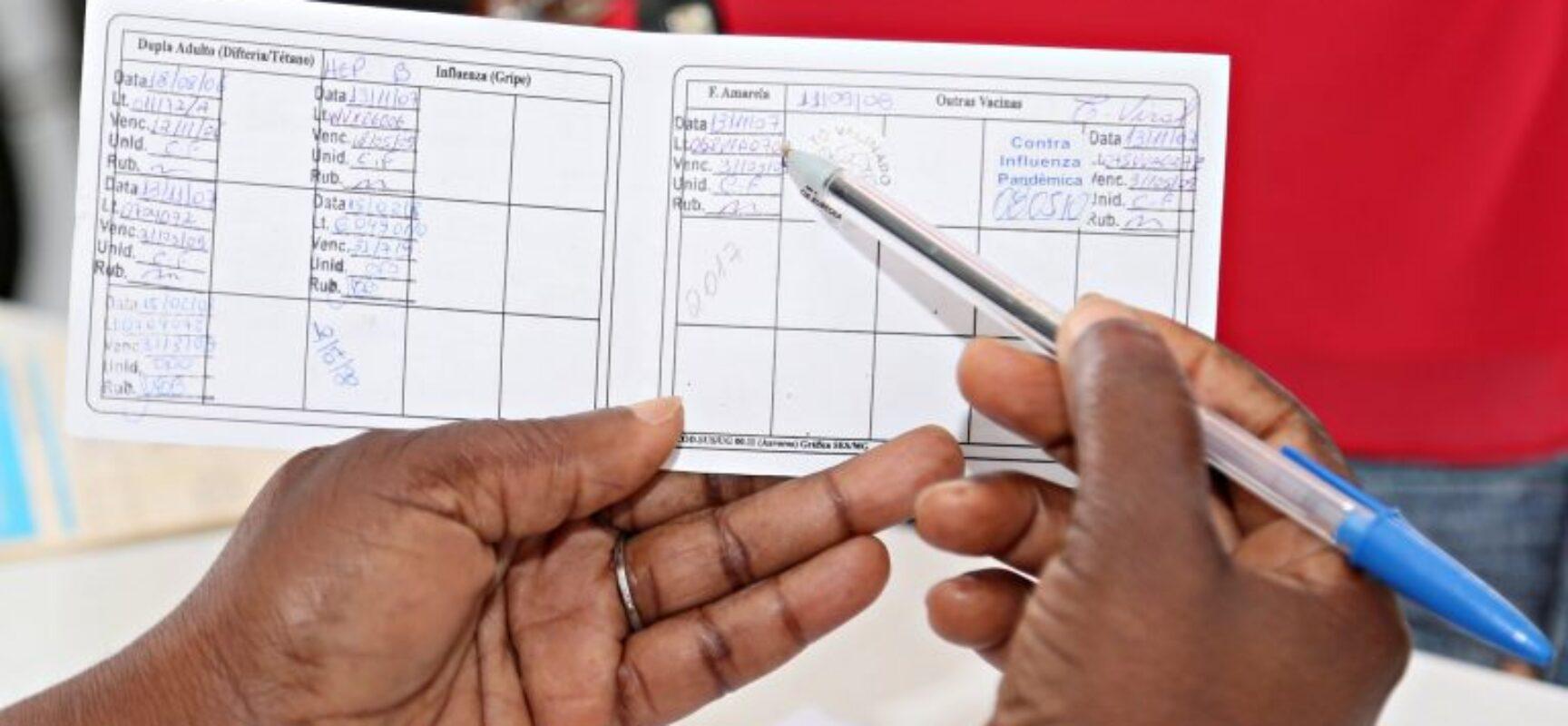 Câmara aprova criação da carteira nacional de vacinação on-line