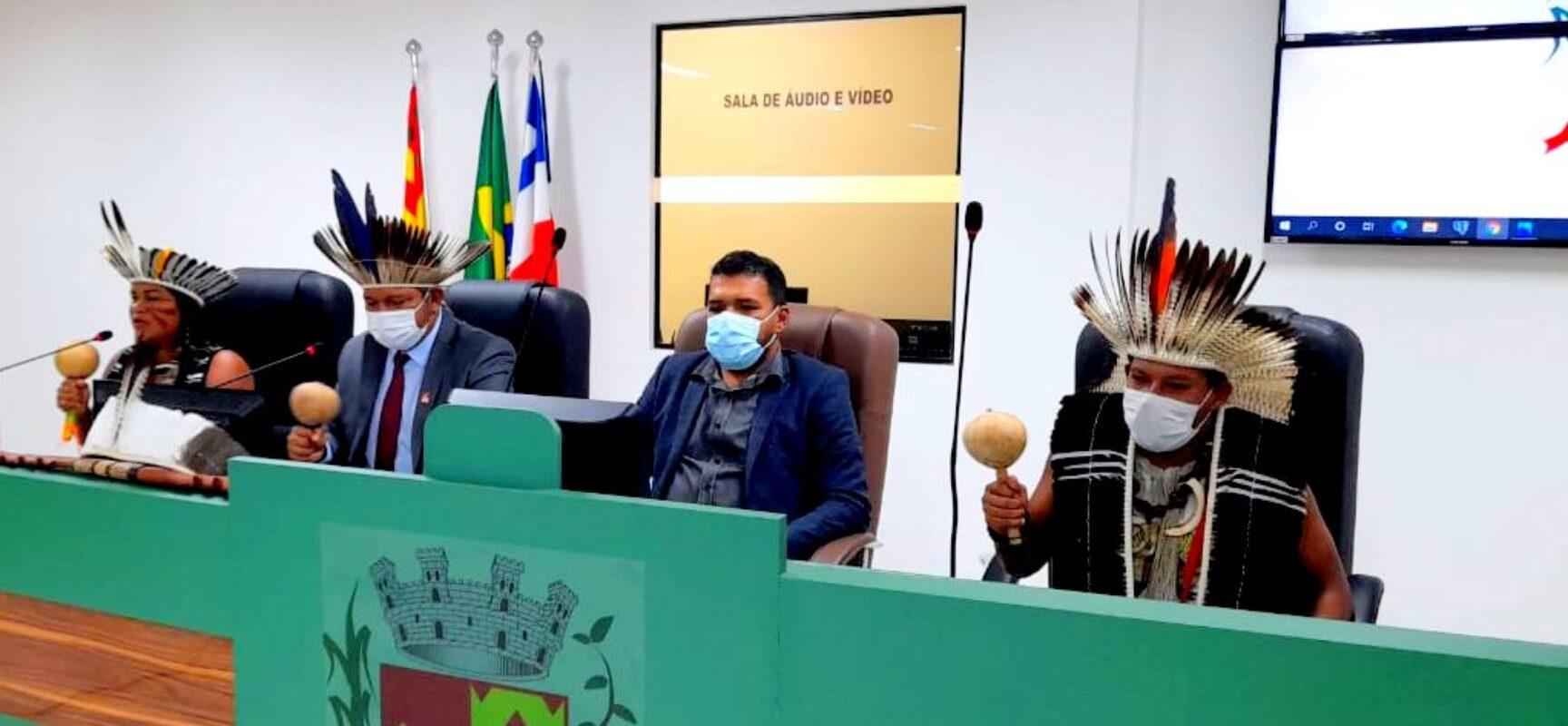 Câmara de Ilhéus constitui a Frente Parlamentar em Defesa dos Povos Tradicionais, Indígenas e de Matrizes Africanas