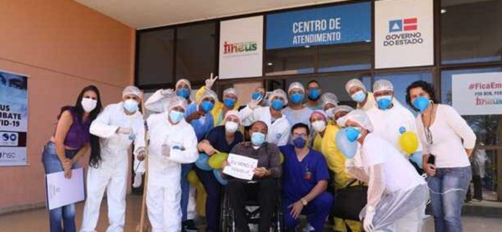 Centro Covid-19 de Ilhéus completa 1 ano de funcionamento e cobertura a 42 municípios