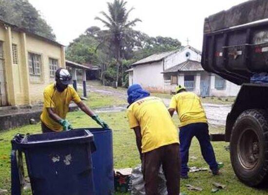 Coleta de lixo em Ilhéus: confira o cronograma do serviço na zona rural
