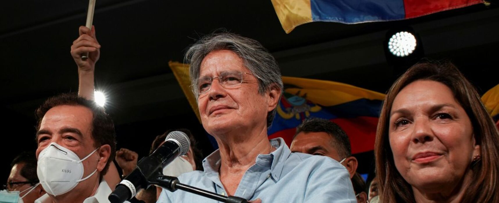Equador: banqueiro tem vitória sobre socialista