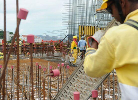 Estimativa para o PIB da construção cai de 4% para 2,5% em 2021