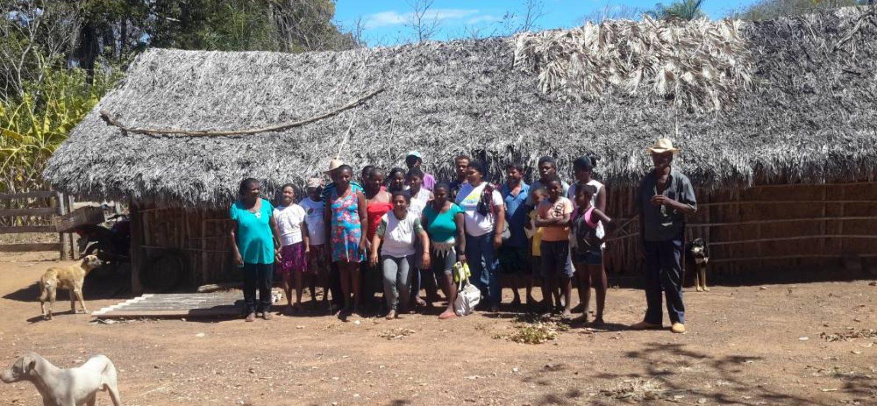 Governo investirá R$ 1,4 bi para combater covid-19 em quilombos