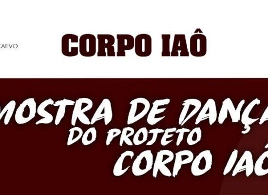 IFÁ celebra o mês da dança com a mostra do projeto Corpo Iaô
