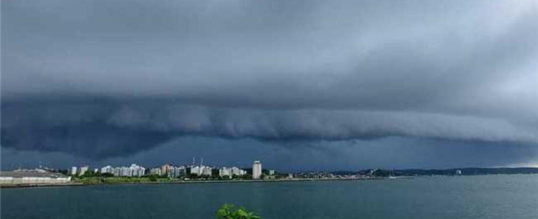 Ilhéus: Defesa civil alerta para alto volume de chuvas até quinta-feira