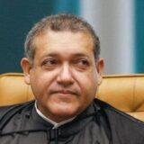 Nunes Marques será relator de pedido de impeachment de Alexandre de Moraes