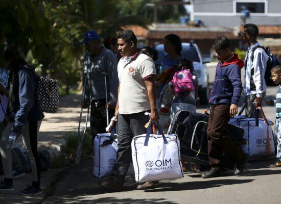Operação Acolhida soma 50 mil refugiados venezuelanos interiorizados