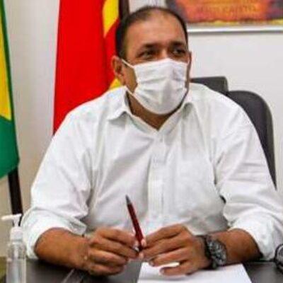 """""""Para novos tempos, a força do trabalho"""", resume prefeito após 100 dias da nova gestão"""