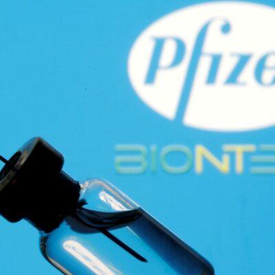 Pfizer: 1 milhão de doses da vacina serão distribuídas em maio