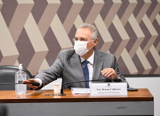 Plano de trabalho prevê reuniões da CPI da Pandemia três vezes por semana