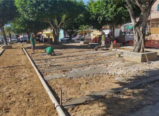 Prefeitura de Ilhéus divulga balanço de obras em andamento na cidade