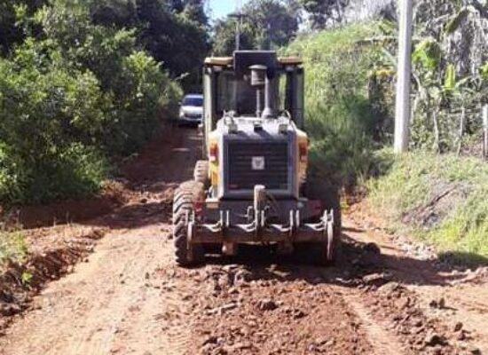 Prefeitura de Ilhéus recupera estrada do Rio do Engenho; Vila Cachoeira e Japu serão as próximas