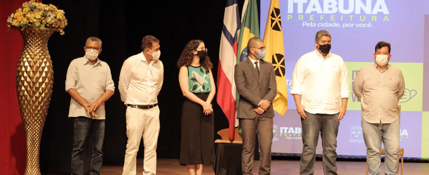 Prefeitura empossa novos conselheiros municipais de Itabuna