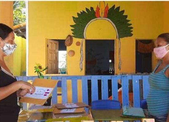 Seduc segue programação pedagógica com roteiros de aprendizagens