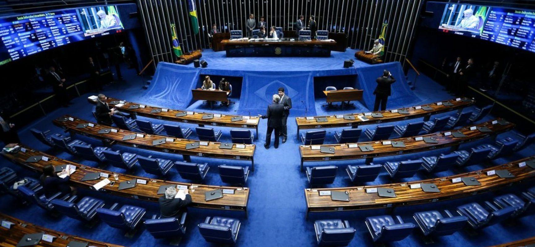 Governadores e senadores defendem consórcios intermunicipais e interestaduais