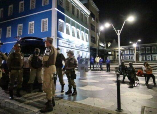 STF: Ministro dá prazo de 10 dias para a Bahia informar sobre toque de recolher