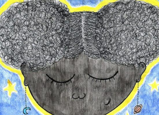 Escritora sul baiana busca apoio para lançar livro infantil / Conheça Kali Oliveira e o 'Céu de Carol'