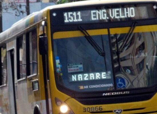 Tarifa de ônibus terá novo valor partir de segunda-feira (26)