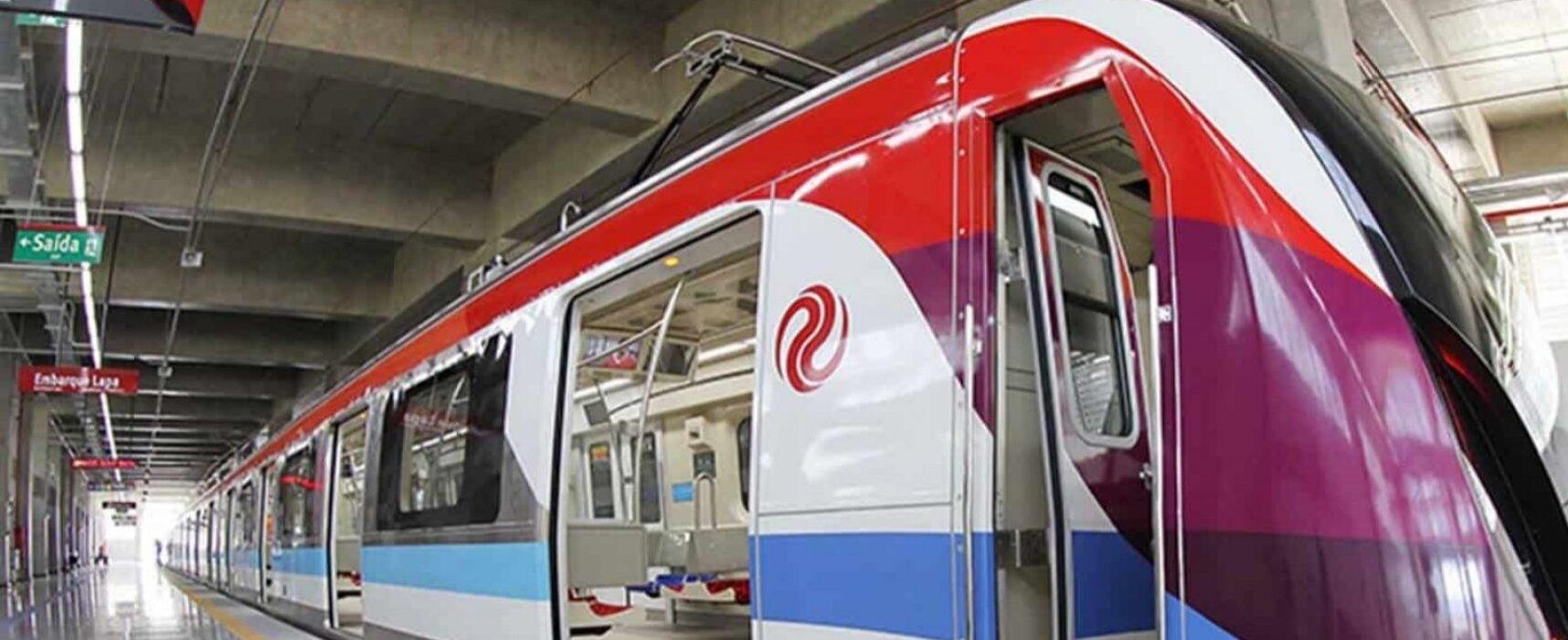 Tarifa do metrô será de R$ 4,10 a partir desta terça-feira