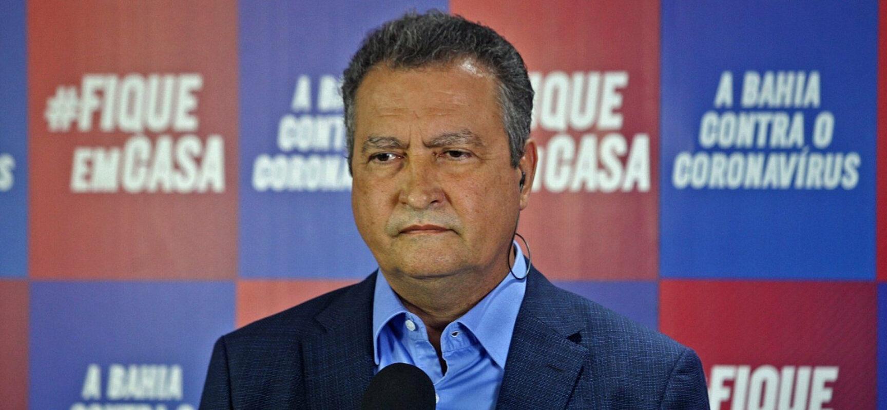 Aras envia cópia de inquéritos envolvendo governadores à CPI da Covid-19. Rui Costa na mira