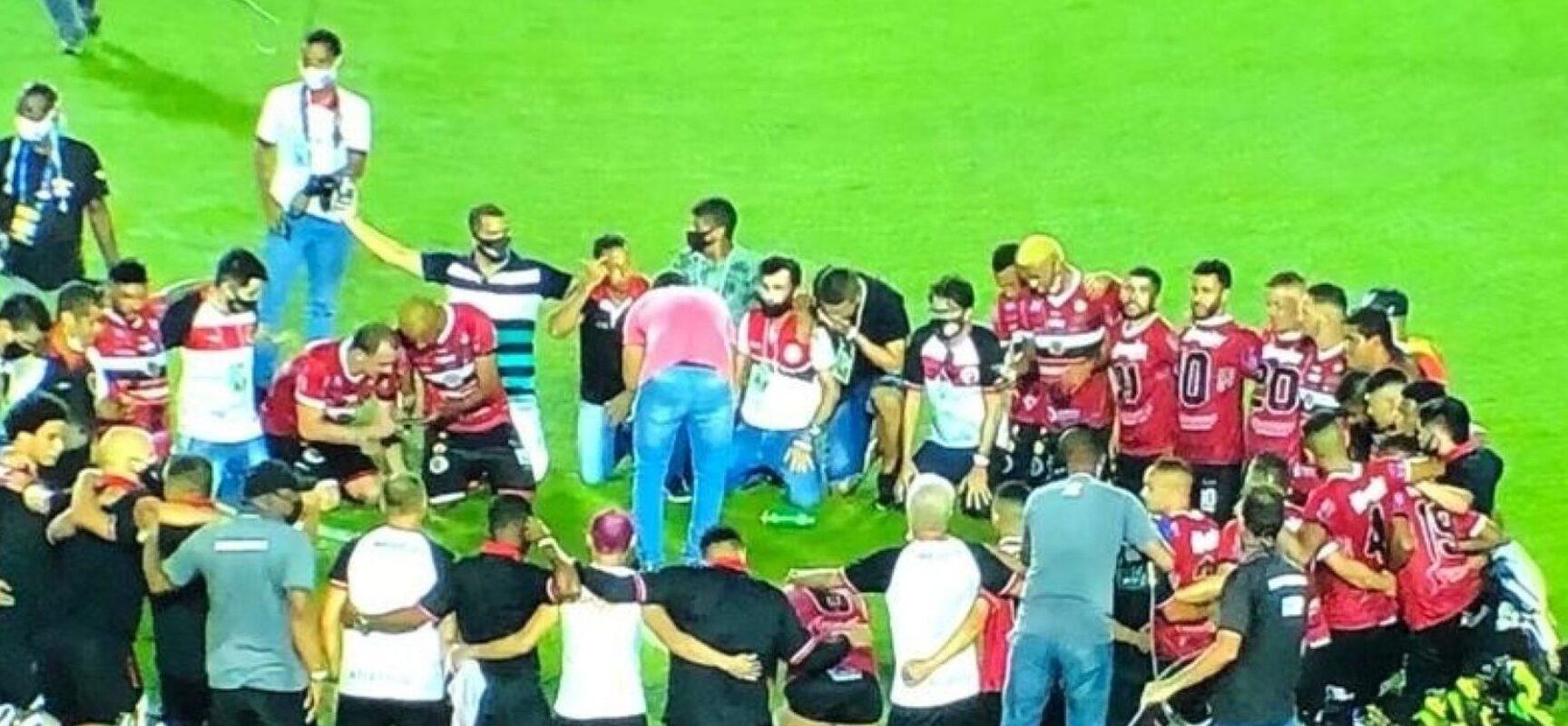 Atlético de Alagoinhas bate o Bahia de Feira e conquista seu primeiro título do Campeonato Baiano