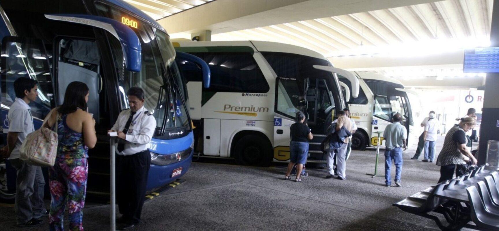 BAHIA: Passagens intermunicipais sofrem aumento a partir desta terça-feira