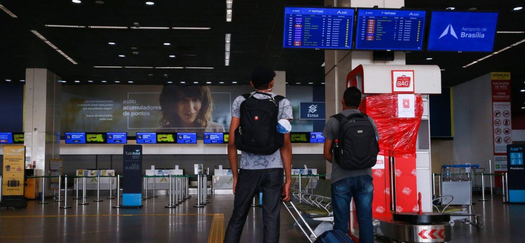 Câmara aprova MP que amplia prazo de reembolso de passagens aéreas