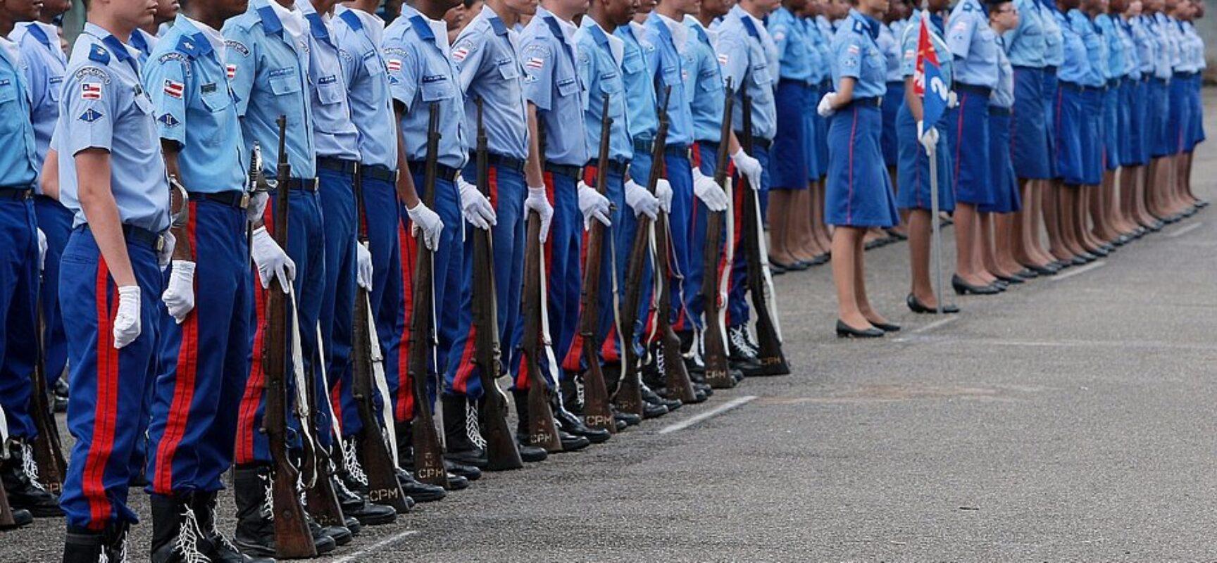 Colégio Militar da Bahia oferece mais de duas mil vagas para a capital e interior