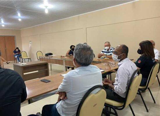 Covid-19: Prefeitura e sindicatos dialogam sobre vacinação para setor produtivo de Ilhéus