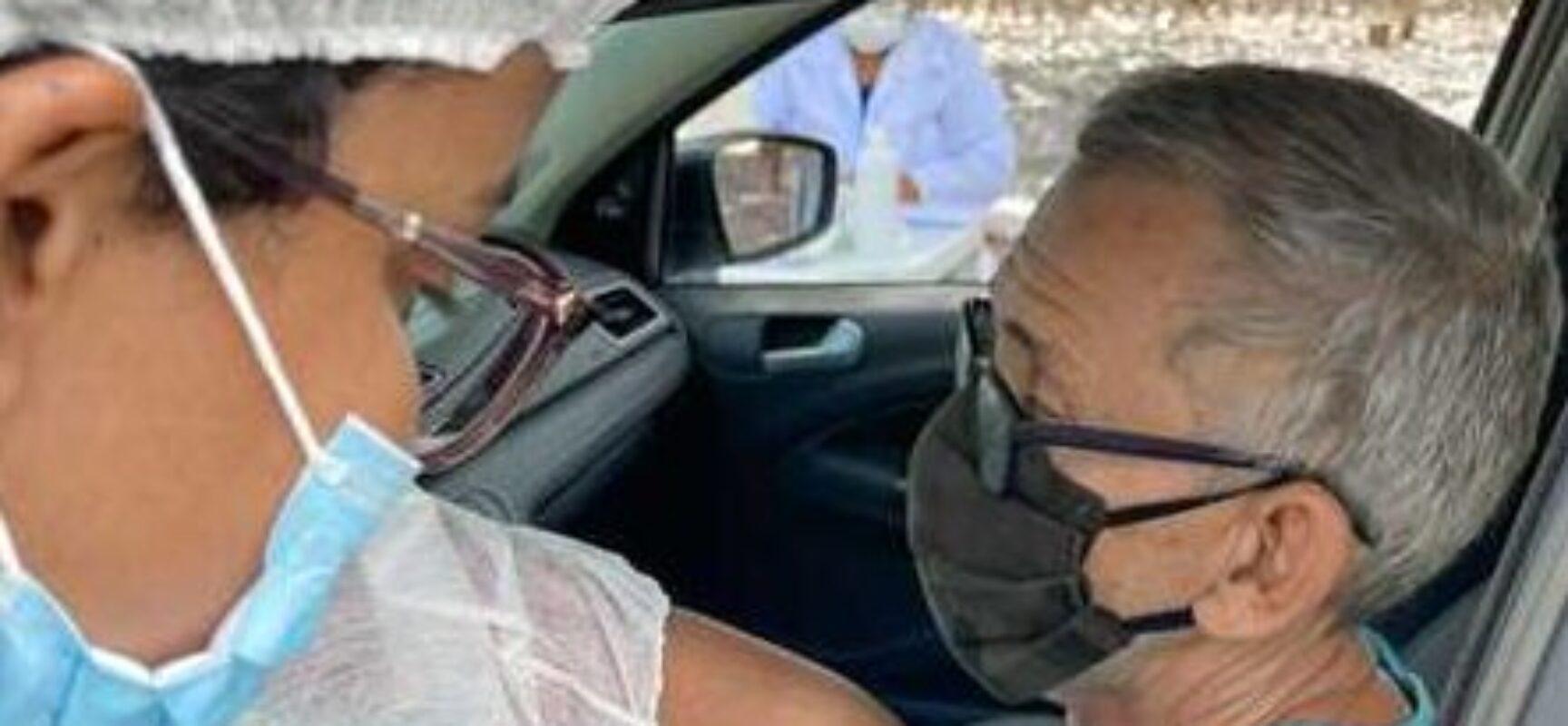Covid-19: Público a partir de 49 anos será vacinado em Ilhéus nesta sexta-feira, 11