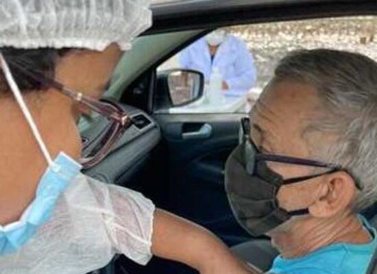 Covid-19: Saúde convoca taxistas, motoristas de cooperativas e de vans para vacinação nesta terça-feira, 11
