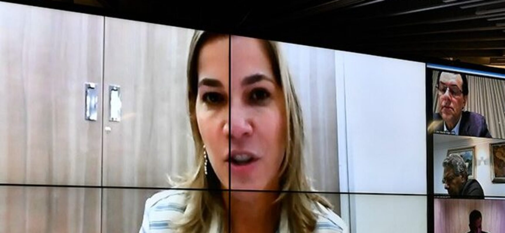 CPI ouve na terça secretária do Ministério da Saúde que defende cloroquina